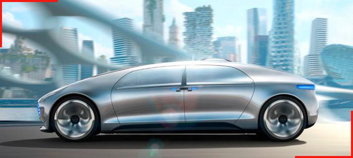 Mercedes autonomo
