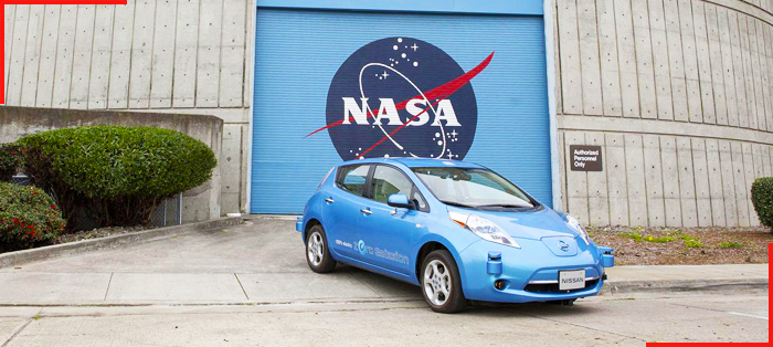 Nissan y nasa