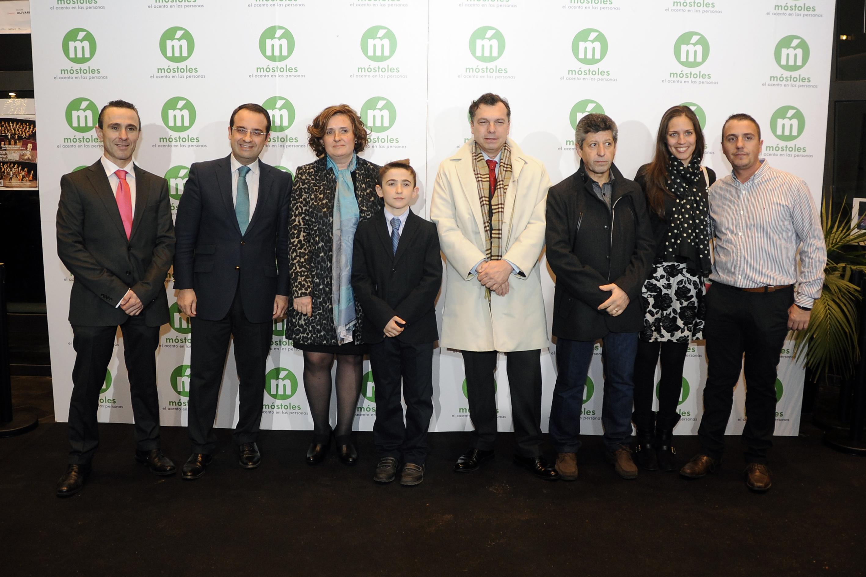 Premio Emprendedores Móstoles 2015