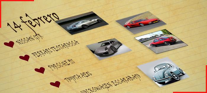 coches sanvalentin