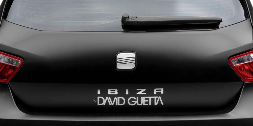 DAVID GUETTA - Seat Ibiza