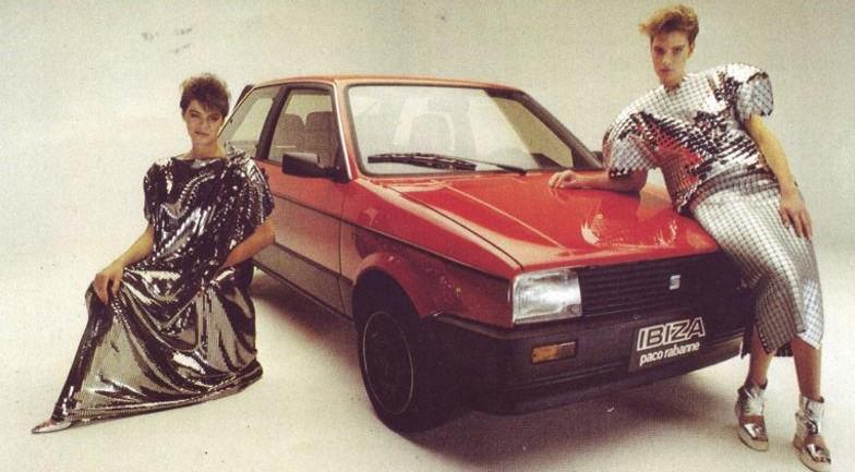 PACO RABANNE - Seat Ibiza