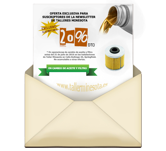 newsletter oferta- Marketing 2.0