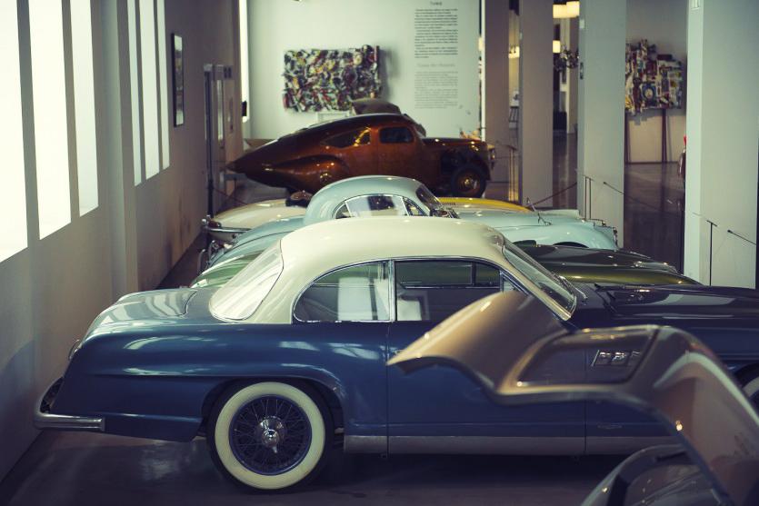 Museo Automovilismo Málaga