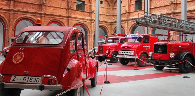 Museo Bomberos Madrid